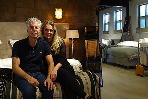 Geert en Rilana Venneman Linnerie Annelies Loosdrecht