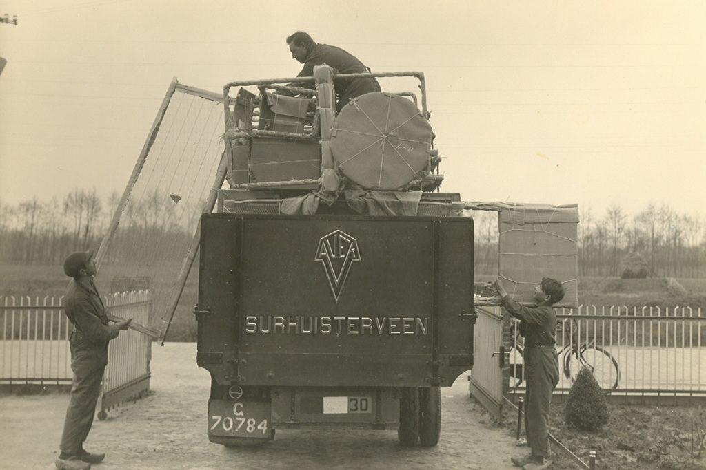 Avek truck historie