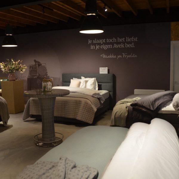 Slaap Experience Loods beddenwinkel linnerie Annelies Loosdrecht